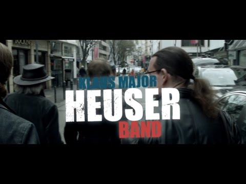 Heuserband What's up EPK