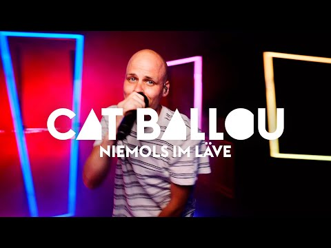 CAT BALLOU - NIEMOLS IM LÄVE (Offizielles Video)